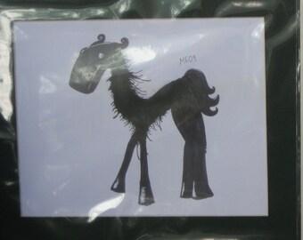 Pony Tale Original Monster Art