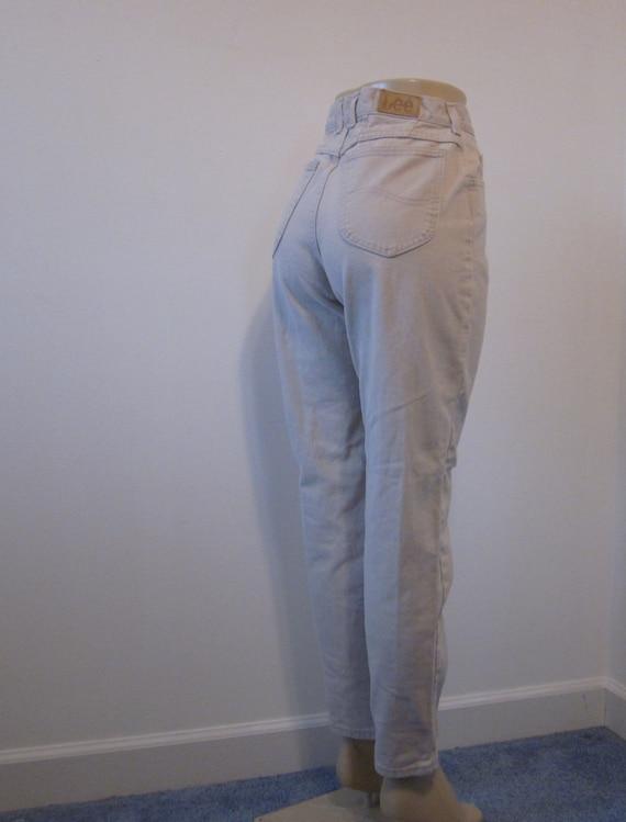 Tan Womens Jeans