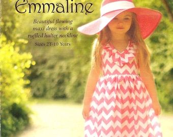 Emmaline Dress pattern by Violette Field Threads