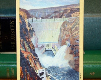 the hoover dam essay This paper examines and discusses hoover dam in nevada.