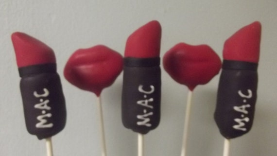 How To Make Lipstick Cake Pops