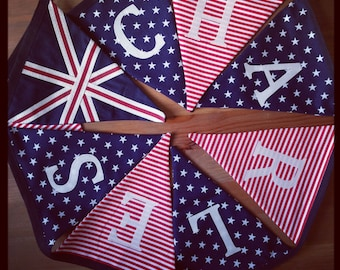 Bespoke Bunting - Custom Made Just For You