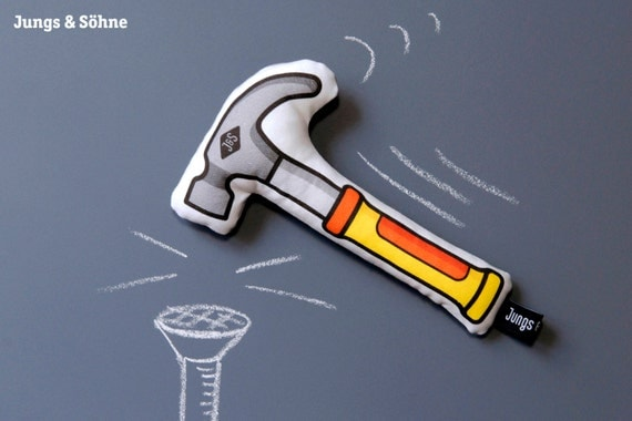 Hammer With Rattle