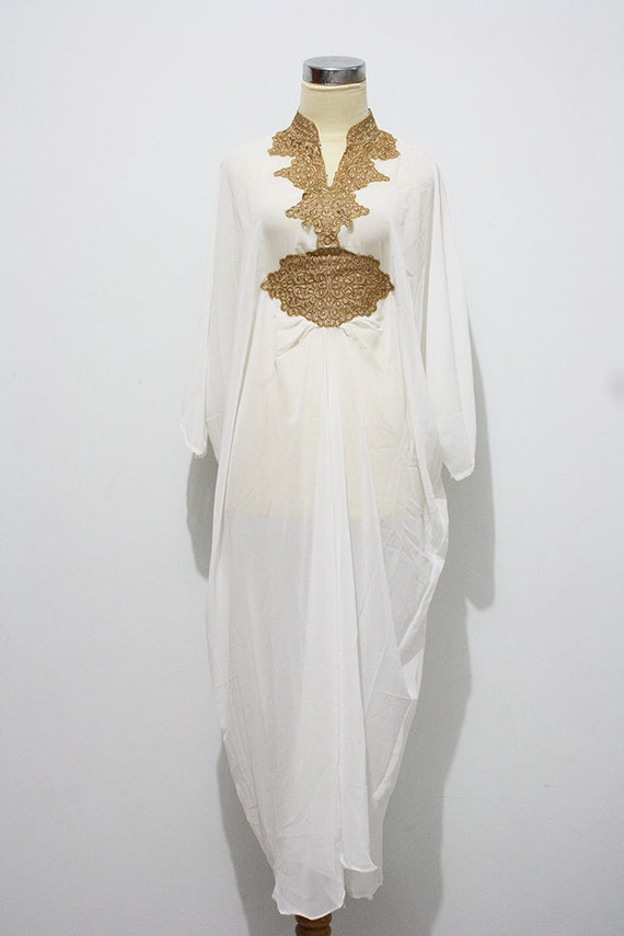 Etsy your place to buy and sell all things handmade for White kaftan wedding dress