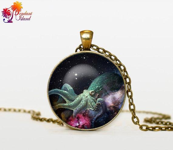 necklaces etsy nebula - photo #31