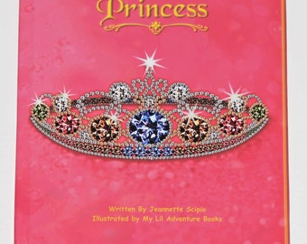 I am a Princess - Personalized Children's Books (e-Book)