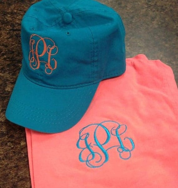 Comfort Color Hats Monogrammed Comfort Color