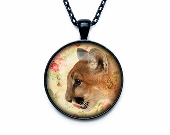 Lionet Pendant  Lionet necklace  Lionet jewelry