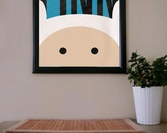 Adventure Time / Finn / Poster
