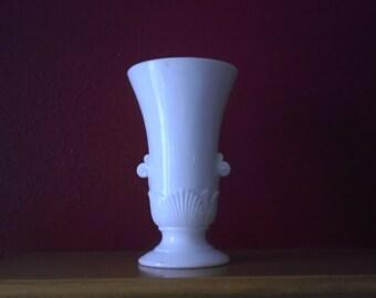 White Vitrock Vase