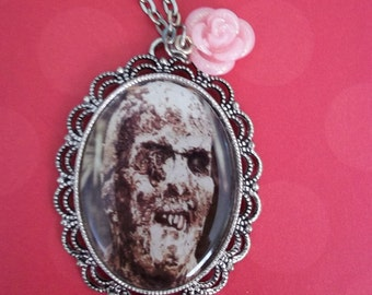 SALE!  Zombie necklace