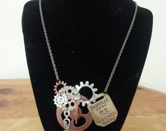 Steampunk Necklace-003