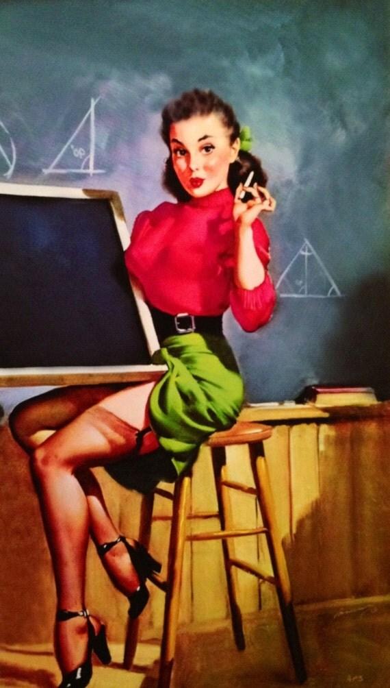 Teacher Up Skirt Pics