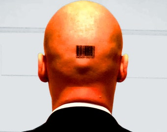 Barcode Hitman Tattoos 6406509-040147