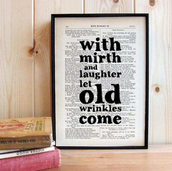 William Shakespeare Birthday Quotes: Shakespeare Birthday Quote