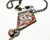 Tribal Amulet Neckpiece
