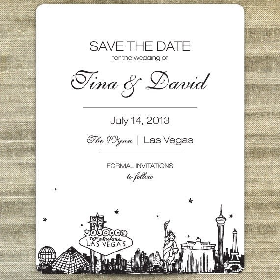 Save the date examples in Australia