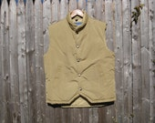 Vintage Carters Puffy Vest Mens Medium