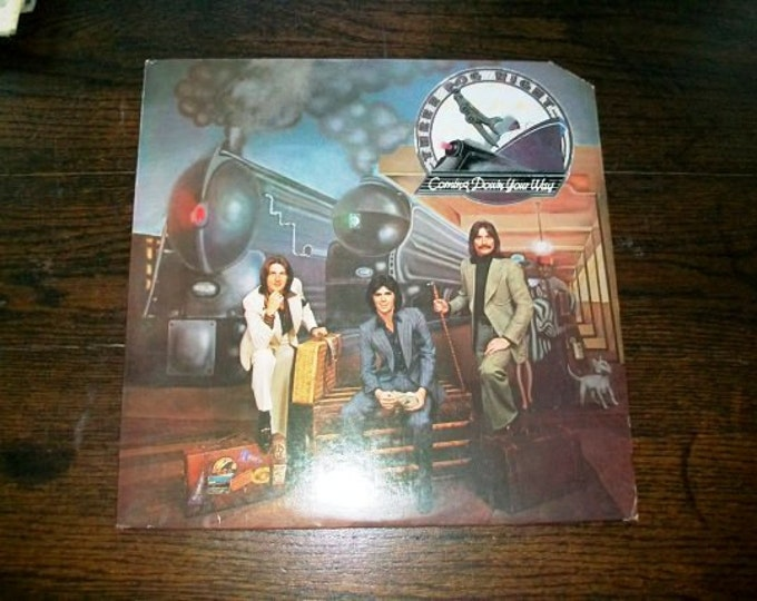 Three Dog Night Coming Down Your Way Record Album 1975 Vintage Vinyl