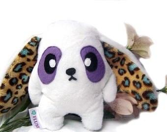 Fluse Kawaii Plush Cute Panda Rabbit