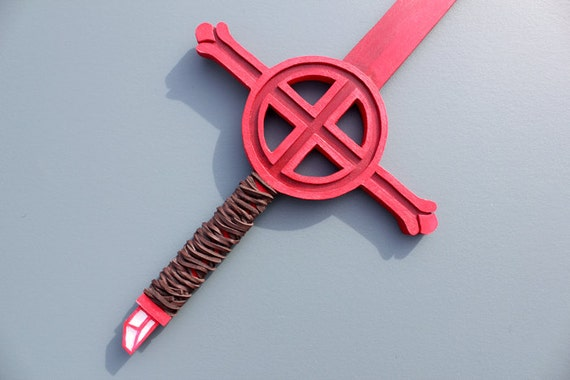 Demon Blood Sword from Adventure Time