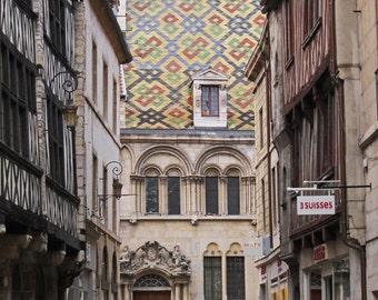 Dijon, France - 8x10 fine art photograph
