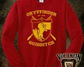 Gryffindor Crewneck Youth Sweatshirt