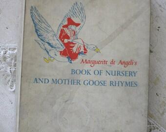 vintage mother goose