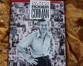 Movie World Of Roger Corman 1st 1979 Horror Psych Biker Art Film B-Movie Independent