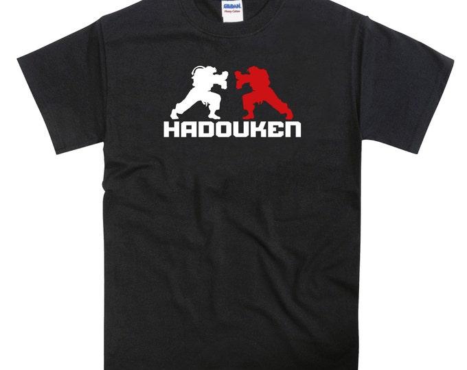 Street Fighter Inspired Fireball Tshirt