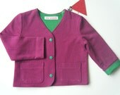 Berry Blazer Sz 3 and 4 Listing for Haruko
