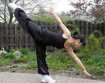 Kung-Fu Pants ( Polysatin )
