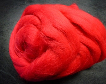 Merino Top Red Ashland Bay 2 Ounces