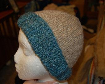 Colorful Brimmed Hat