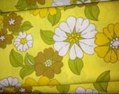 Vintage Fieldcrest twin flat sheets