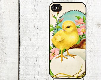 iphone 6 case Vintage Baby Chick iPhone Case - for iphone 4,4s & iphone 5 - Easter