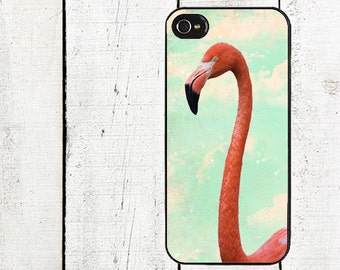 iphone 6 case Pink Flamingo Cell Phone Case for iPhone 4, 4s, iPhone 5