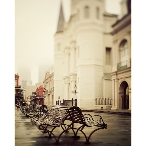 Jackson Square New Orleans Art Print By Eyepoetryphotography