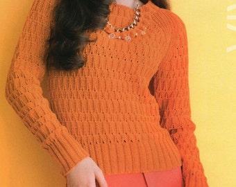 Naranja Sweater