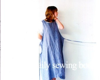 Quoi Quoi DAILY SEWING BOOK Japanese Craft Book