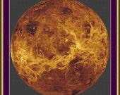 Venus - Counted Cross Stitch Pattern