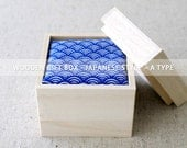 Wooden gift box - JAPANESE STYLE - A TYPE