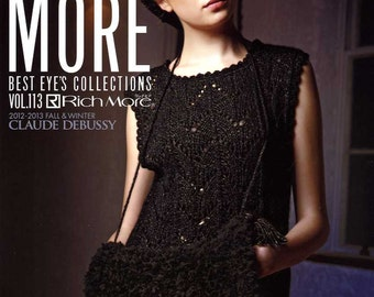 RICH MORE Best Eye's Collections Vol 113 - Japanese Craft Book