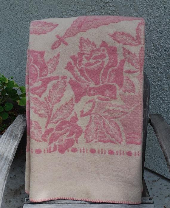 Vintage Wool Blankets 72