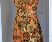 Hippie Chic Knit Nylon Sundress Sample SALE