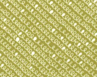 Noteworthy - Pickle - By Moda - Green - 9.85 Dollars for 1 Yard