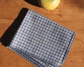 "bread cloth 22""X22"" homespuns woven cotton cloth"