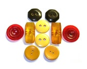 Antique Bakelite Buttons ...