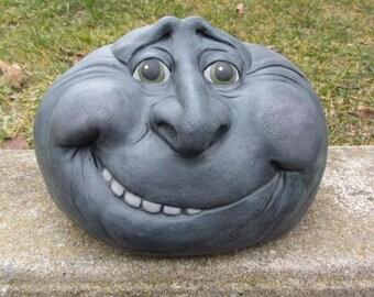 Mr. Boulder rock face