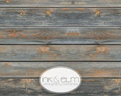 """Vinyl Backdrop 3ft x 2ft, Photography Backdrop Old Wood Floor, Vintage Wood photo background, Photo prop, """"Ready for Action"""""""